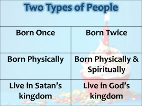 """Awana lesson #48 """"You must be  born again"""""""